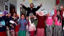 Mezradaki Okullarında Oyun Alanına Kavuştular