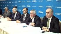 SAADET PARTİSİ - Saadet Partisi GİK Ve İl Başkanları Toplantısı