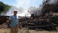 Sahur Vakti Çıkan Yangın Korkuttu