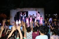 SEYRANTEPE - Seyrantepe'de Vatandaşlara Sıra Gecesi