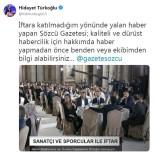 TÜRKIYE BASKETBOL FEDERASYONU - TBF Başkanı Türkoğlu'ndan Yalanlama