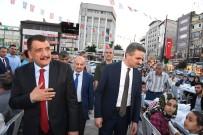SELAHATTIN GÜRKAN - Vali Baruş Ve Başkan Gürkan İftarlarını Çadırda Açtı