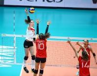 EBRAR - 2019 FIVB Voleybol Milletler Ligi Açıklaması Almanya Açıklaması 0 - Türkiye Açıklaması 3
