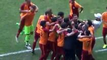 KUPA TÖRENİ - 21 Yaş Altı Futbol Ligi'nde Süper Kupa Galatasaray'ın