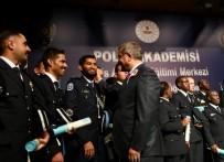 KONGO CUMHURİYETİ - 43 Yabancı Uyruklu Öğrenci Polis Akademisinden Mezun Oldu