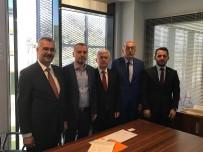 AK Parti Çorum Teşkilatları Yıldırım İçin Sahada