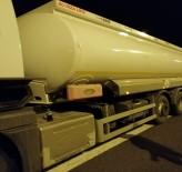 Akaryakıt Kaçakçılarına Baskın Açıklaması 42 Ton Yakıt Ele Geçirildi