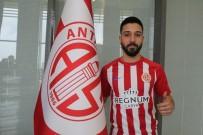 TARIK ÇAMDAL - Antalyaspor'da Tarık Çamdal'ın Sözleşmesi 1 Yıl Uzatıldı