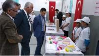 Arpaçay'da Okulların Bilim Fuarları Renkli Görüntülere Sahne Oldu