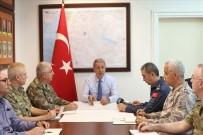 KAHRAMANLıK - Bakan Akar Ve Komutanlar Adana'da