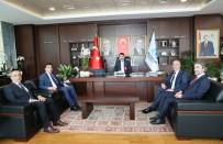 Bakan Kurum, Sultangazi Belediyesini Ziyaret Etti