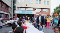 Başkan Dursun Öğrencilerle İftarda Buluştu