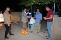 Belediye Başkanı, Tüm Beldenin Bayramlık Şekerini Karşıladı