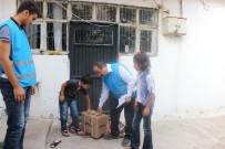 MEHMET CAN - Beşir Derneğinden Kumanya Ve Kıyafet Yardımı