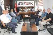 BGC'den, Başkan Barçin'e Ziyaret