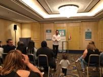 ROTTERDAM - Dr. Ergenç, Viyana'da Hastalarıyla Buluştu