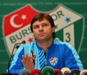 ERTUĞRUL SAĞLAM - Ertuğrul Sağlam'dan Bursaspor Açıklaması