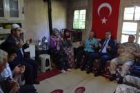 GİRESUN VALİSİ - Espiye'de Şehit Ailesine Şehadet Belgesi Verildi