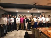 MUSTAFA YıLMAZ - Giresun Turizm İşletmecileri Derneği'nde Bayrak Değişimi