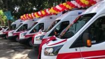 Zeytin Dalı Harekatı - Hatay'da Ambulans Teslim Töreni Yapıldı