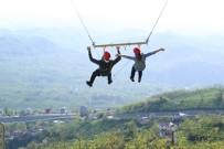 GÖKKUŞAĞI - Macera Park Adrenalin Merkezi Oluyor