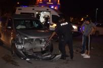 Malatya'da Trafik Kazası Açıklaması 3 Yaralı