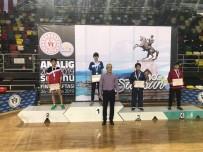 KAYHAN - Masa Tenisinde Türkiye İkincisi Oldu