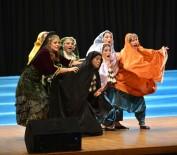 SITKI KOÇMAN ÜNİVERSİTESİ - Muğla'da 'Tasvir-İ Temaşa' Adlı Oyun Seyircilerle Buluştu
