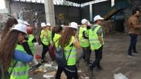 KÜÇÜKKUYU - Öğrenciler, Çöpün Nasıl Değer Kazandığını Öğrendiler