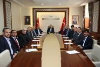 OSB Toplantısı Vali Pehlivan Başkanlığında Yapıldı