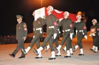 SELAHADDIN EYYUBI - Pençe Harekatı Şehitleri Yüksekova'da Törenle Memleketlerine Uğurlandı