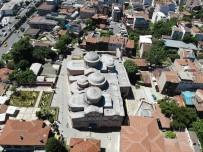 ARKEOLOJI - Restorasyonu Tamamlanan Molla Zeyrek Cami Havadan Görüntülendi