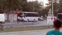 SERVİS ŞOFÖRÜ - Servis Şoförü Dehşet Saçtı