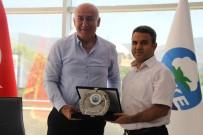 VEDA TÖRENİ - Söke Belediyesi, Sağlık İşleri Müdürü Barış Değer'i Çankırı'ya Uğurluyor