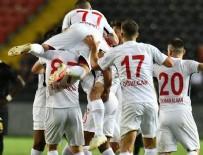 CÜNEYT ÇAKıR - Süper Lig'e son bilet heyecanı