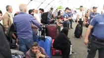 FIRAT KALKANI - Suriyeliler Bayram İçin Ülkelerine Gidiyor