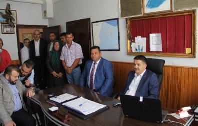 Tarım Ve Orman Bakanı Pakdemirli Arnavutköy'de Esnafla Buluştu