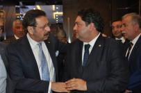 YıLDıZ TEKNIK ÜNIVERSITESI - Türkiye'nin En İtibarlı İş Dünyası Sivil Toplum Kuruluşu Lideri Rifat Hisarcıklıoğlu Seçildi