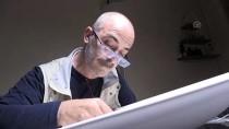 GEZİ PARKI - Ustasından Çini Sanatına 'Elmas' Dokunuşlar