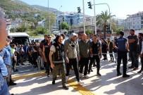 ŞANS OYUNLARI - Alanya'da Yasadışı 40 Bahis Şüphelisi Adliyede