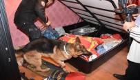 POLİS HELİKOPTERİ - Antalya'da Hava Destekli Uyuşturucu Operasyonu