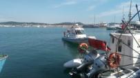KÜÇÜKKUYU - Ayvalık'ta Düzensiz Göçmenleri Taşıyan Bot Battı Açıklaması Ölü Ve Kayıplar Var