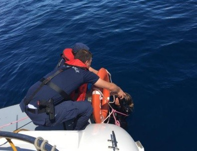 Ayvalık'ta kaçak göçmen faciası