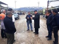Başkan Pekmezci, 21 Şubat Sanayi Sitesinde İncelemelerde Bulundu