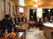 Belediye Başkanları Yemekte Bir Araya Geldi
