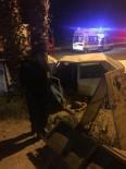 ORTAKENT - Bodrum'da Trafik Kazası; 1 Ölü