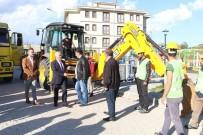 Bucak'ta Doğalgaz Çalışmaları Yeniden Başladı