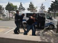 Hırsızlık Ve Mala Zarar Verme Şüphelileri Yakalandı