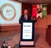 Iğdır Üniversitesi'nin İlk Fahri Doktorası Ahmet Arslan'a
