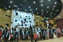 KMÜ'de Sosyal Bilimler MYO'da Mezuniyet Sevinci